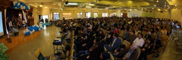 جشن فرزندان موفق کانون حسنات اردیبهشت 92