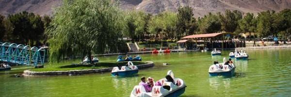 اردوی فرهنگی باغ ابریشم، قایقرانی